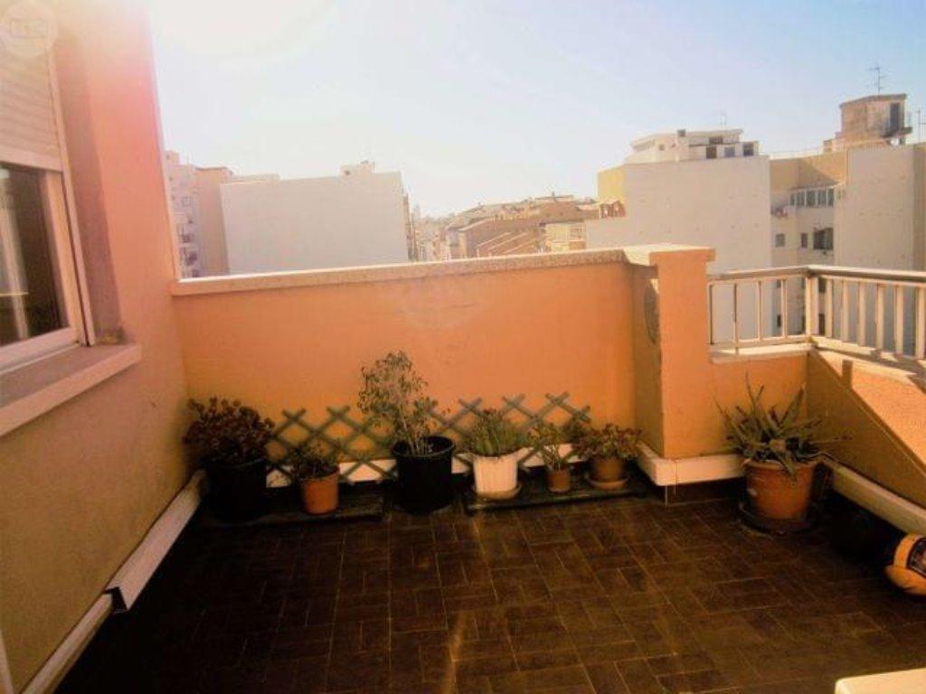 Fantástico ático con terraza